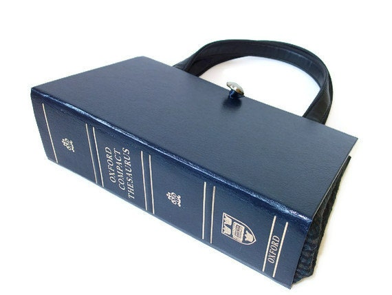 Oxford Compact Thesaurus Book Purse