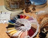 Tsarina Travel Embroidery Kit