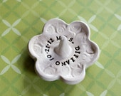 Personalized Ring Catcher Great Bridal Shower Gift