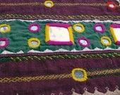 Tribal Indian Textile- Banjara Large 5