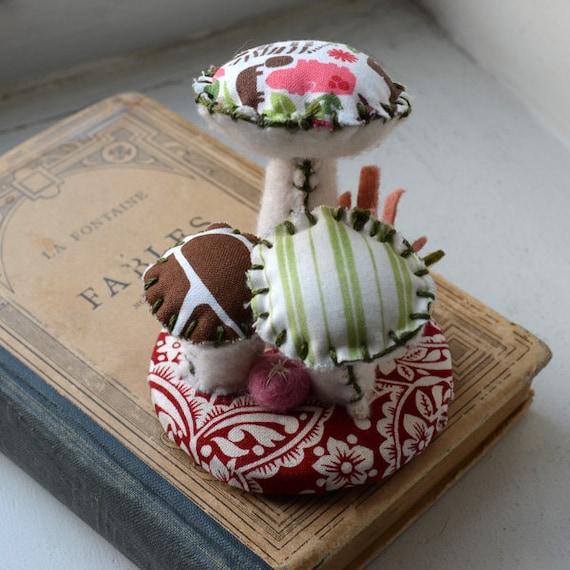 Items similar to Fabric Mushroom Topiary   Home Decor   Handmade Floral  Arrangement   Decorative Arts   Fabric Flowers   Mushrooms on Etsy. Items similar to Fabric Mushroom Topiary   Home Decor   Handmade