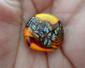 Glass Focal Bead-Melody