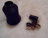 Nymo Thread 3 oz spool Black Size B and more