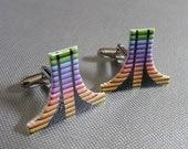 SALE atari love cufflinks