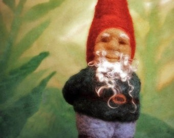 Felt Gnome Workshops - Give a Gift Certificate to Someone Special -Toronto Downtown