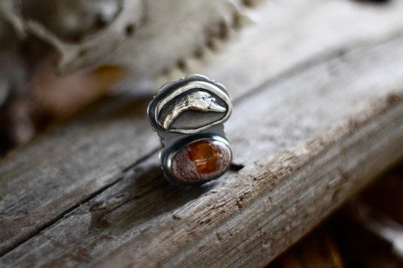 Swan Song Ring