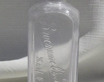 Antique, San Francisco California Medicine Bottle (Amethyst268)