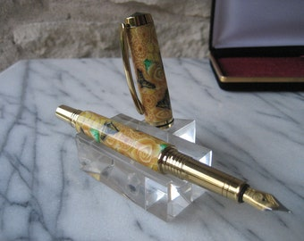Hand Crafted Polymer Clay Fountain Pen