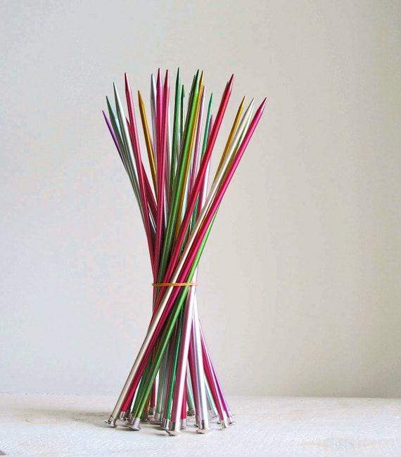 Assortment of  Knitting Needles - RESERVED