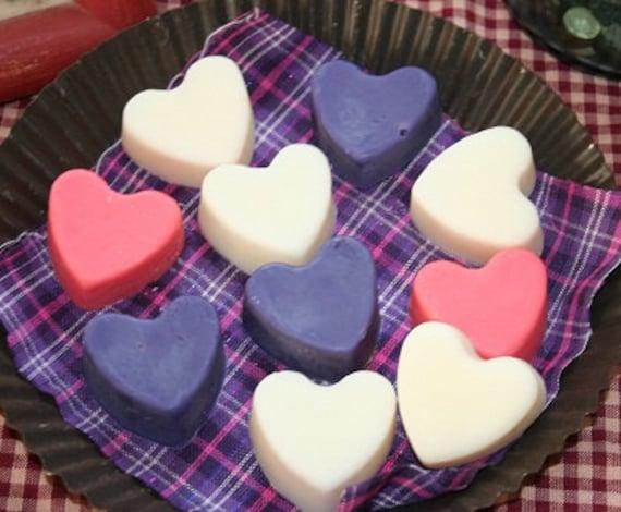 Wax Heart Tarts Melts