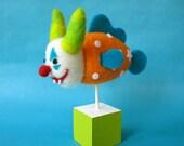 Scary Clown Fish