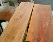 reserved for gregg Redheart & canarywd figured hardwood for carving,turning, pen blanks, furniture