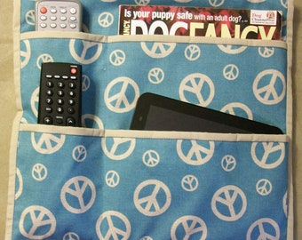 Wide Bed Caddy - Peace