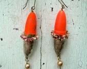 Earrings - Repurposed Vintage - Allure