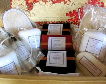 Skin Care Nest, bath set, Goat Milk Soaps, Face Creme, Body Butter, Lotions & more.FREE Shipping
