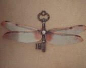 RESERVED - 3 Flying Keys reserved