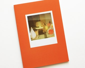 chairs : a polaroid collection ... a polaroid photography book by jen shaffer