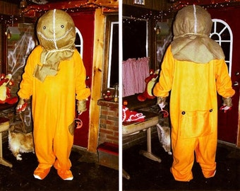 hand made costume sam trick r treat movie deluxe outfit only 5 spots