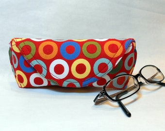 Eye Glass Case or Sun Glass Case - Roll Out