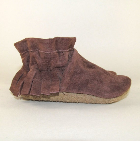 Soft Sole Eco Friendly Leather Baby Shoes Moccasins 0 to 6 Month