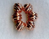 SUPER STRONG Magnet Clasp Copper