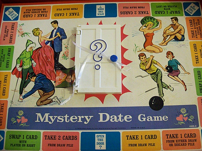 Mystery date game in Perth