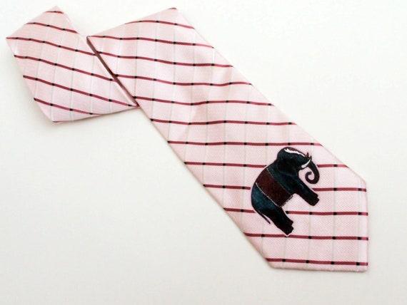 Elephant - Old Style Neckties