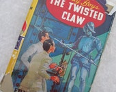 Vintage The Hardy Boys Mystery The Twisted Claw By Franklin W. Dixon Hard cover 1939 Great Condition