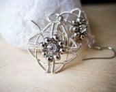Wire Jewelry Tutorial - Celtic Knot Earrings, DCHMT012