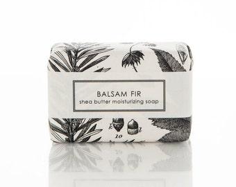 Balsam & Fir Shea Butter Soap