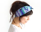 RESERVED Tie Up Headscarf Ethnic