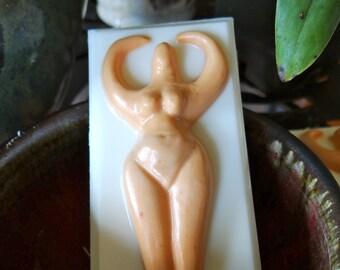 Apricot Goddess Soap