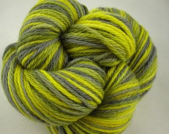 Merino Wool Worsted Weight  Yarn, 217 yards, 3.5 ounces