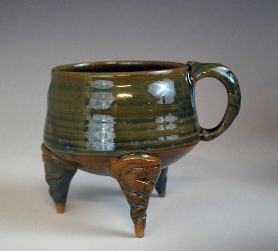 Green Leggy Cup