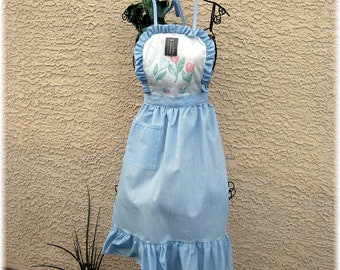 FULL APRON - - size 16 and smaller