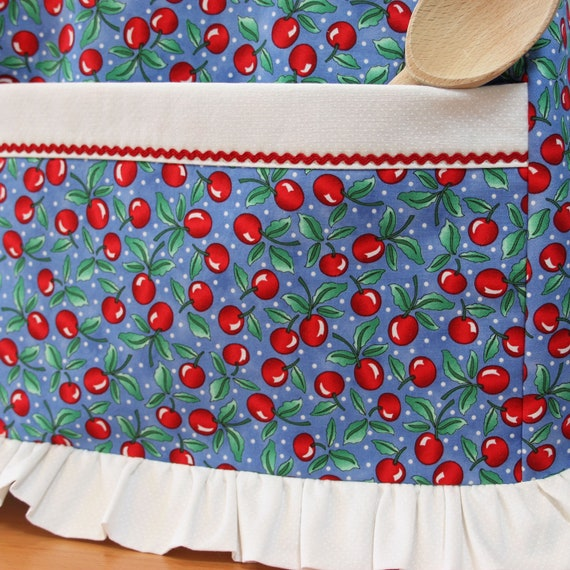 Stand Mixer Cover- Sweet Cherry Pie -Limited Edition- (Tilt-Head size)