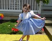 Child's Dorothy  Dress