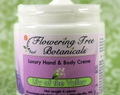 Lily of the Valley Luxury Body Creme - 4 ounces