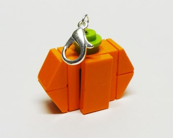 Custom Pumpkin Charm