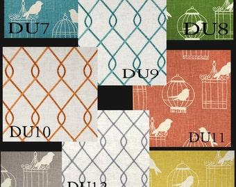 Designer Custom Drape 50 x 96 - Lined