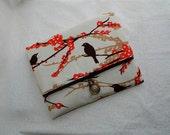 iPad Case - Sparrows in Bark