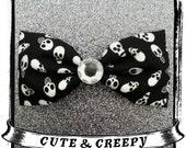 I Want Your Skull Hair Clip
