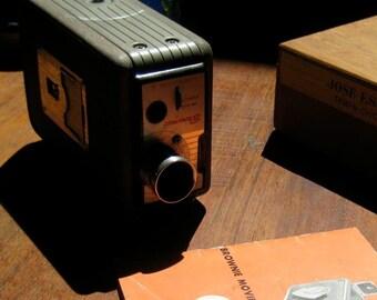 Vintage Kodak 1950s Brownie Movie 2 Camera 8 mm