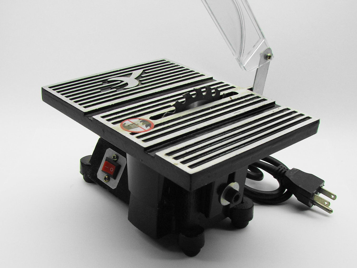 4 Inch Hobby Table Saw