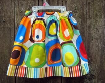 Girls Boule Skirt, Size 8    Ready to ship