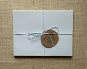 Soft Gray A2 Envelopes