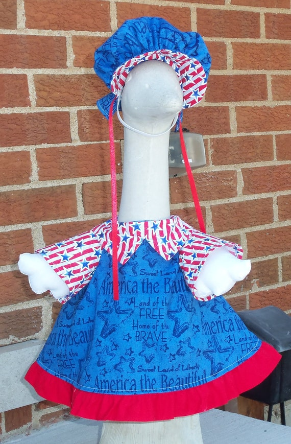 America the Beautiful - Goose Outfit by Julie