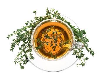 Tea Teabags 50 Spearmint herbal Hand Blended tea bags