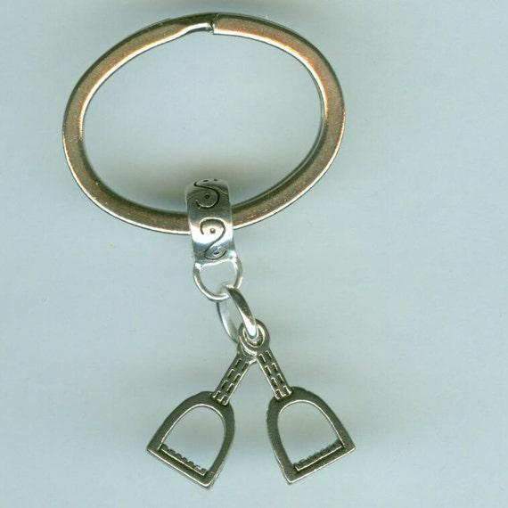 Stirrup Key Ring