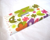 Bird and Flower Light Switch Plate Cover